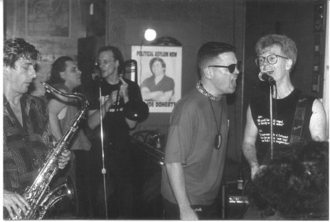 Black 47 at Paddy reilly's Back in the day