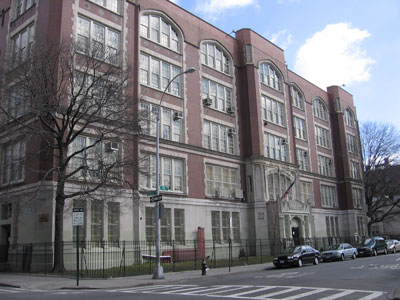 PS46 school Briggs and East 196th Street