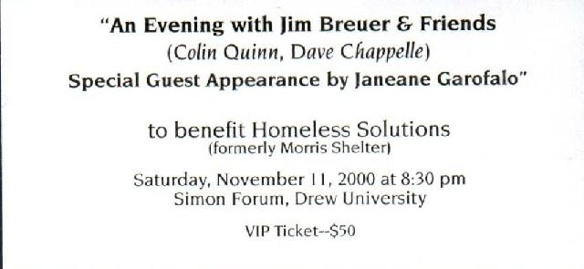 An Evening with Jim Breuer