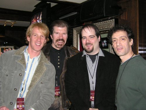James Hannon and Pat St John and Opie and Anthony