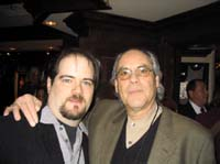 James Hannon and  Robert Klein