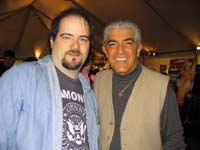 James Hannon and Frank Vincent